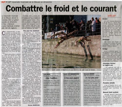 Article Le Jour 24-02-05