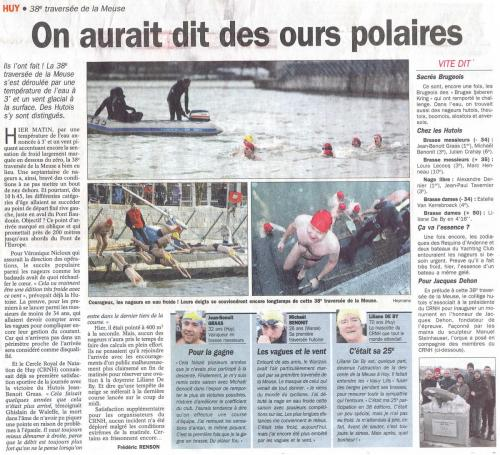 Article Le Jour 28-02-05