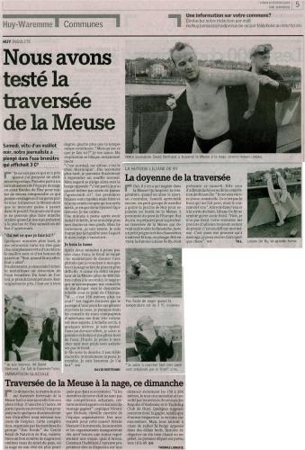 La Meuse 21-02-05